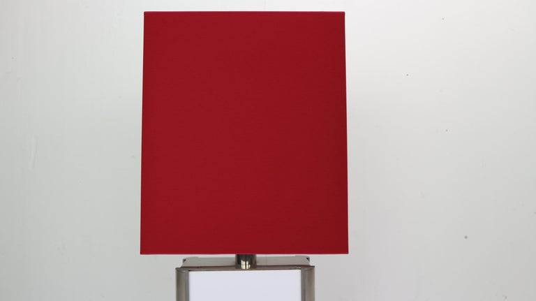 Mid-Century Modern Italian Design Floor Lamp, 1970s For Sale 3