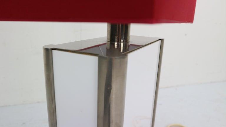 Mid-Century Modern Italian Design Floor Lamp, 1970s For Sale 4
