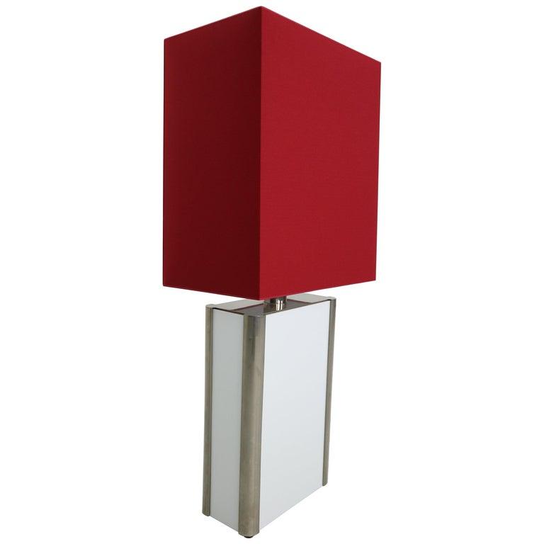 Mid-Century Modern Italian Design Floor Lamp, 1970s For Sale