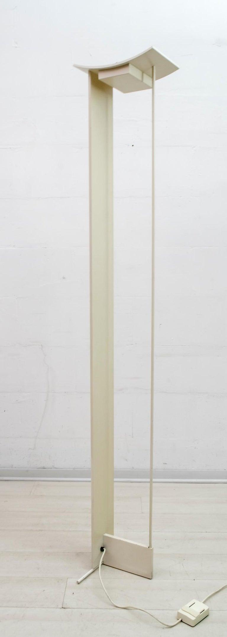 Late 20th Century Mid-Century Modern Italian Floor Lamp