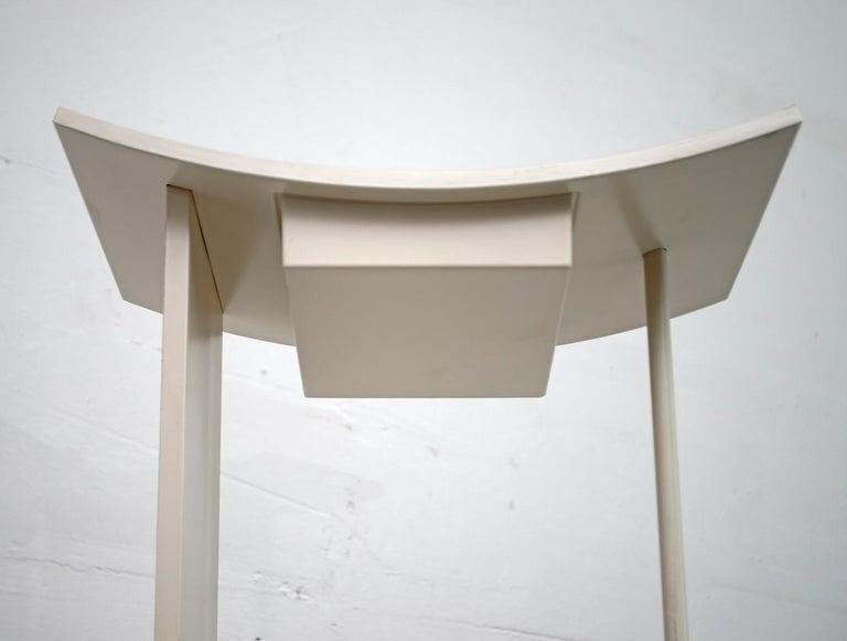 Aluminum Mid-Century Modern Italian Floor Lamp