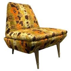 Mid-Century Modern Italian Lounge Chair