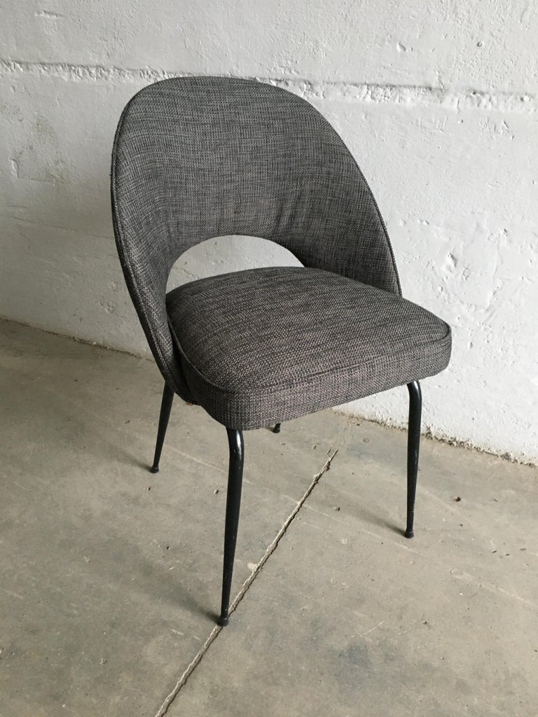 Mid-Century Modern Italian Pair of Upholstered Chairs, 1960s For Sale 1
