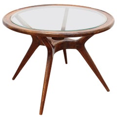 Mid-Century Modern Italian Side Table by Ico Parisi, circa 1950s