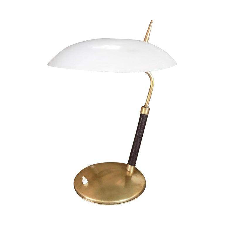 Italian table lamp, ca. 1950, offered by Authentic Provence Inc.