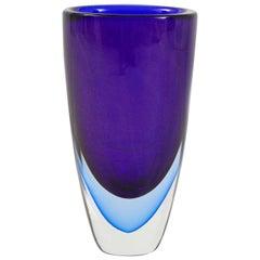 Mid-Century Modern Italian Vase by Alberto Doná