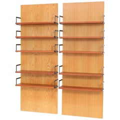 Mid-Century Modern Japanese Series Wall Unit by Cees Braakman for UMS Pastoe