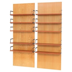 Teak Case Pieces and Storage Cabinets