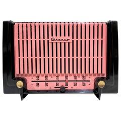 Mid-Century Modern Jetson's Style Granco Radio