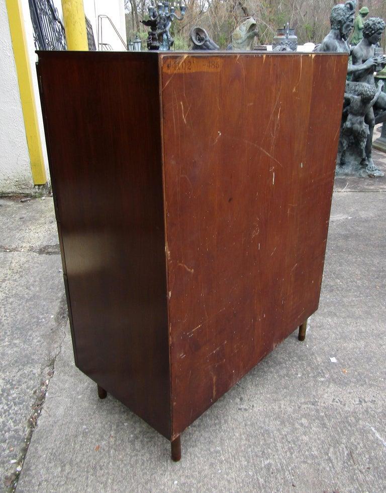 Mid-Century Modern John Stuart Cabinet For Sale 10