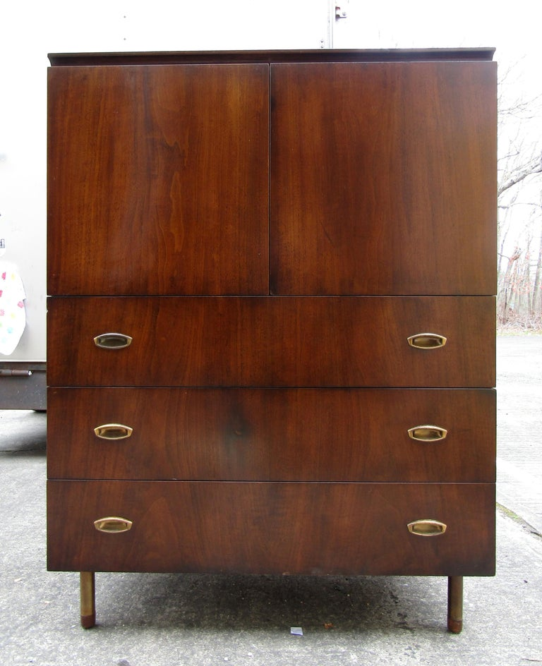 Mid-20th Century Mid-Century Modern John Stuart Cabinet For Sale