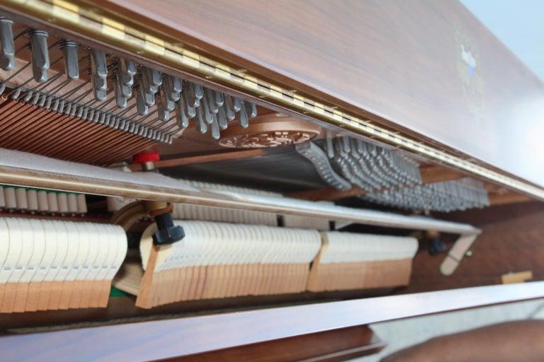 Mid-Century Modern Kawai Upright Piano For Sale 4