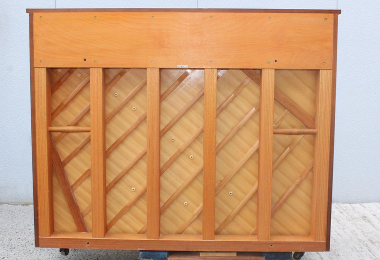 Mid-Century Modern Kawai Upright Piano For Sale 5