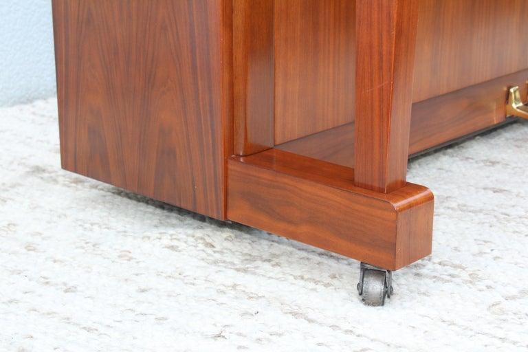 Mid-Century Modern Kawai Upright Piano For Sale 12