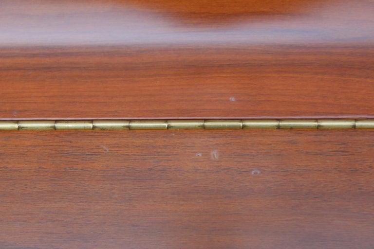 Mid-Century Modern Kawai Upright Piano For Sale 13