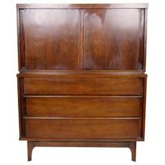 Mid-Century Modern Kent Coffey Dresser