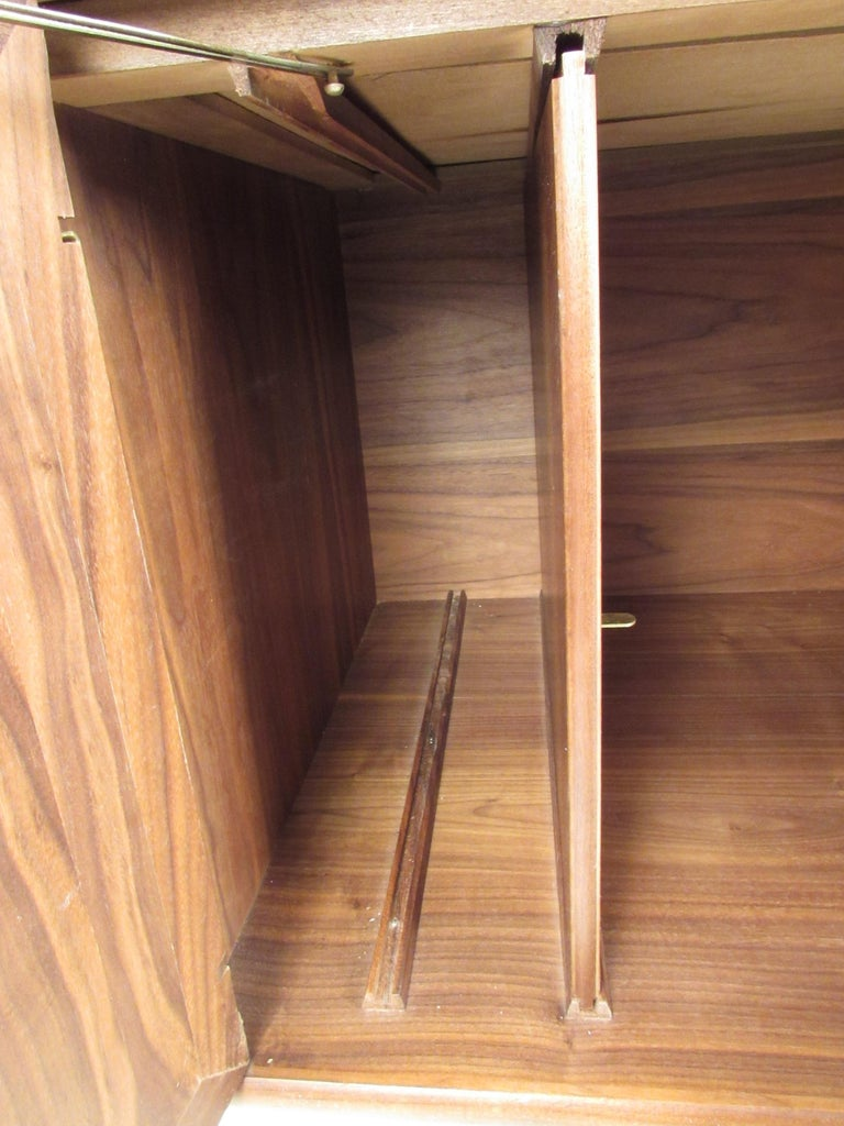 Mid-Century Modern Kipp Stewart Drexel Declaration Credenza For Sale 6