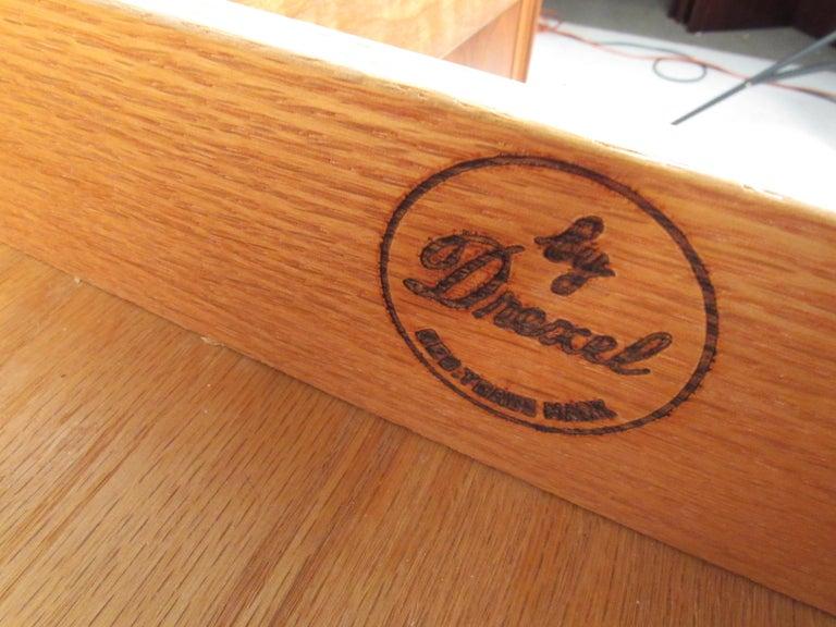 Mid-Century Modern Kipp Stewart Drexel Declaration Credenza For Sale 7