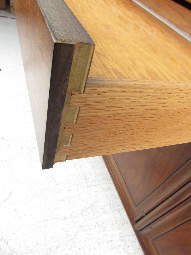 Mid-Century Modern Kipp Stewart Drexel Declaration Credenza For Sale 8