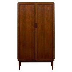 "Mid-Century Modern Kipp Stewart for Calvin""Directional"" Walnut 10-Drawer Dresser"
