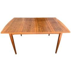 Mid-Century Modern Kipp Stewart for Drexel Declaration Walnut Table