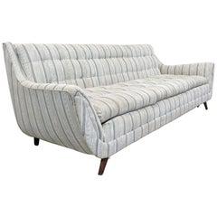 Mid-Century Modern Kroehler Adrian Pearsall Style Sofa