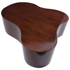 Mid-Century Modern Lacquered Coffee Table