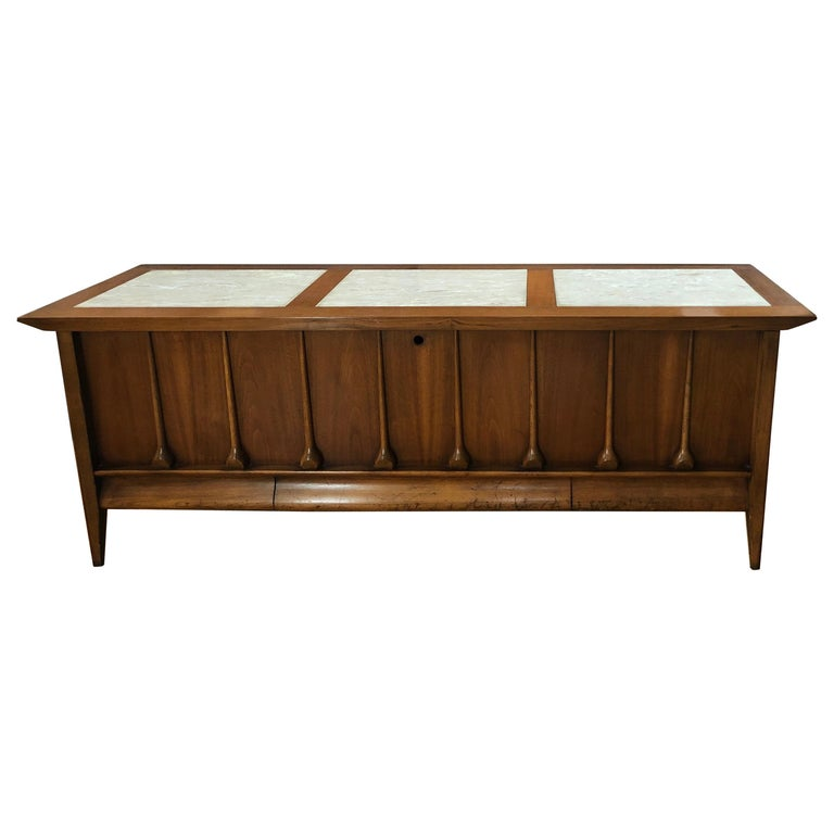 Mid-Century Modern Lane Cedar Chest