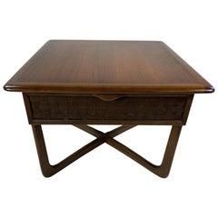 Mid-Century Modern Lane Perception Side Table
