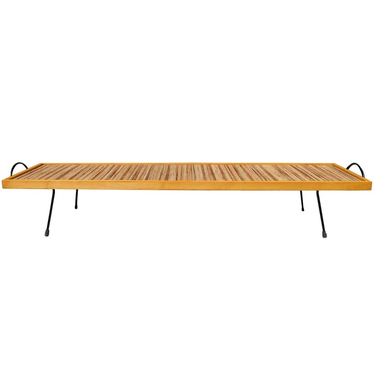 Mid-Century Modern Laverne Bench / Coffee Table by Katavolos, Littell and Kelly