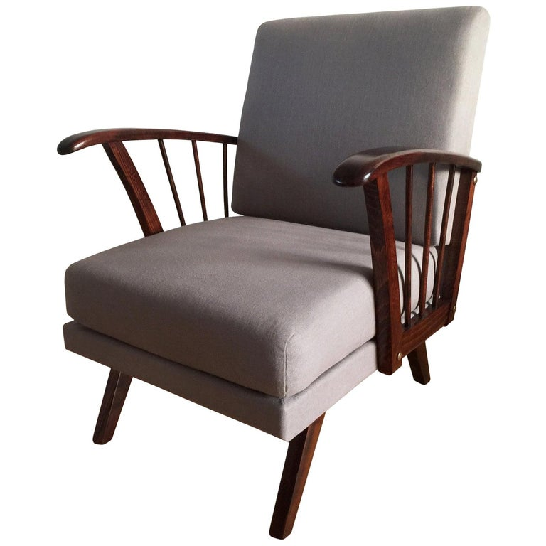 Mid Century Modern Armchairs: Mid-Century Modern Lounge Armchair, 1960s For Sale At 1stdibs