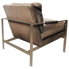 Mid-Century Modern Lounge Chair by Milo Baughman for Thayer Coggin