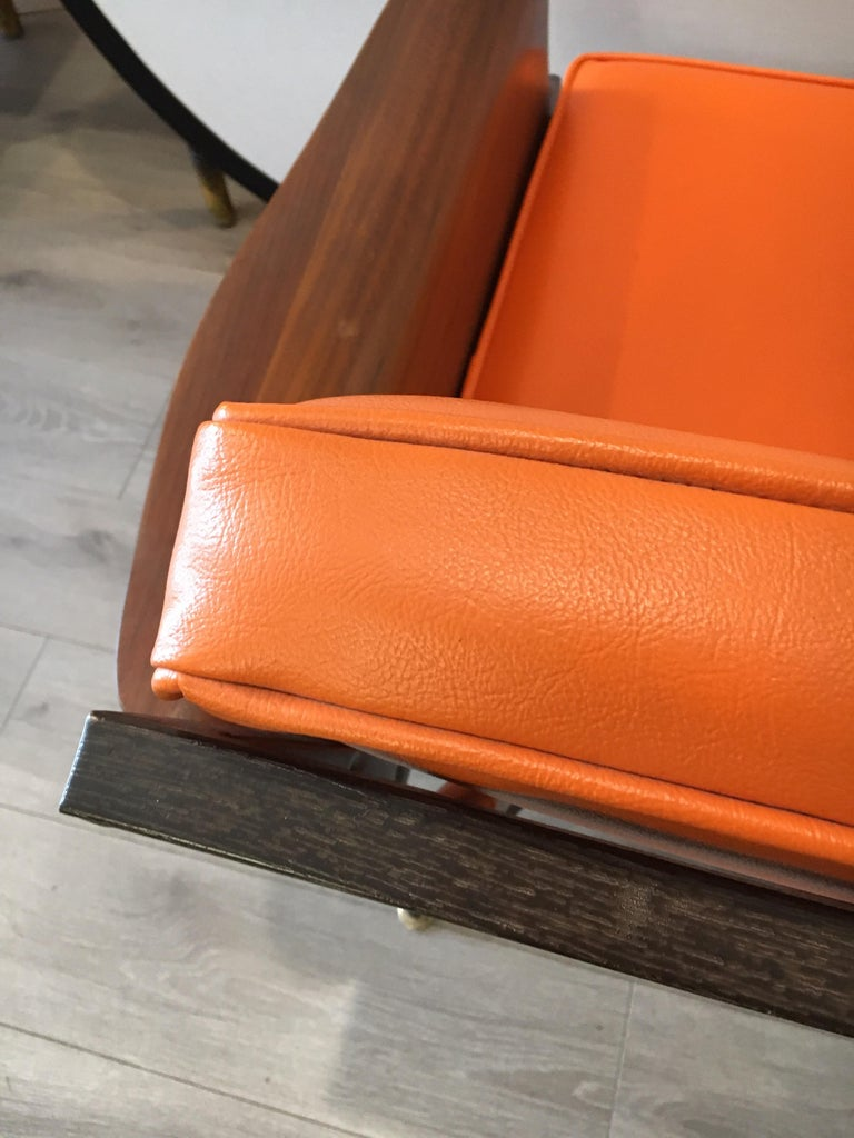 Mid-Century Modern Lounge Chair  For Sale 5