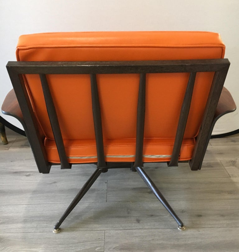 Mid-Century Modern Lounge Chair  For Sale 6