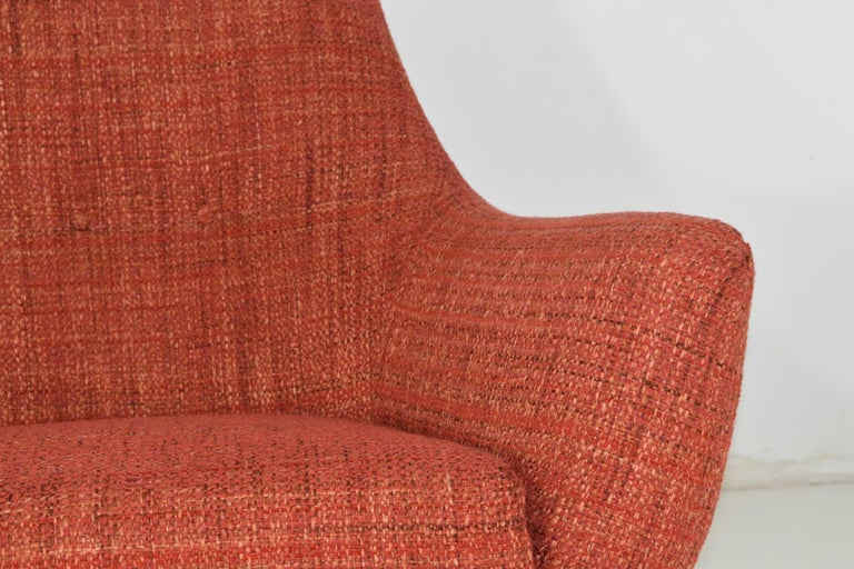 Mid-Century Modern Lounge Chair For Sale 1