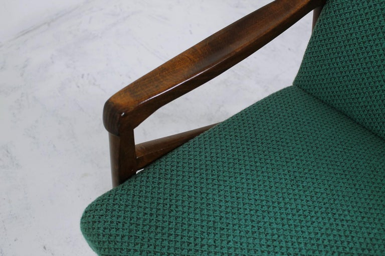 Mid-Century Modern Lounge Chair by Jiří Jiroutek for Interier Praha For Sale 2