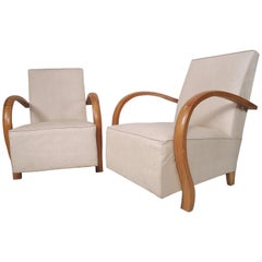 Mid-Century Modern Lounge Chairs