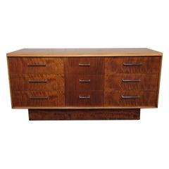 Mid-Century Modern Low Dresser by Lane