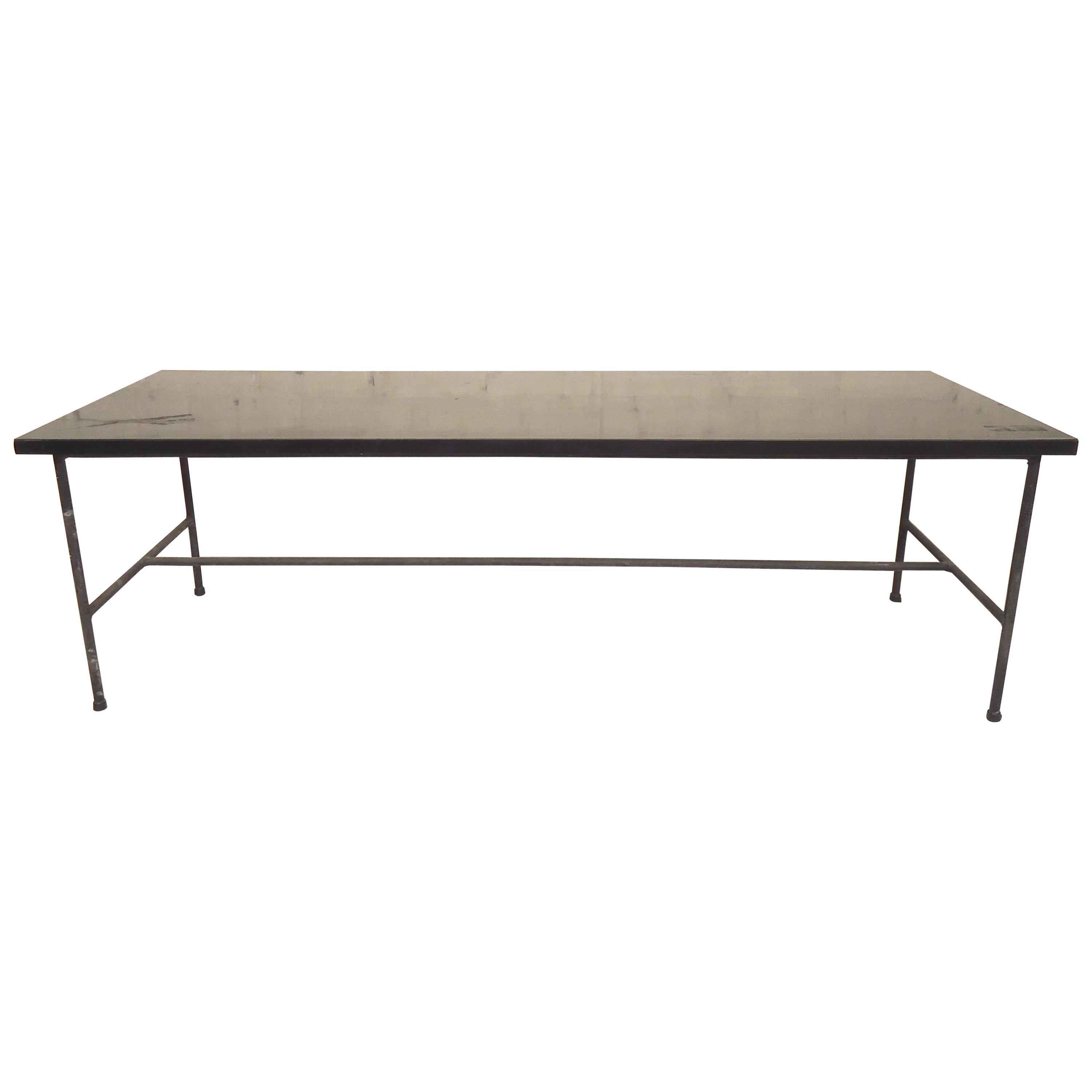 Mid-Century Modern Low Table or Bench