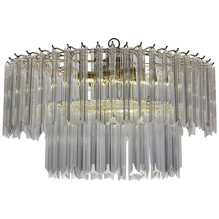 vintage home jayson chandelier lucite