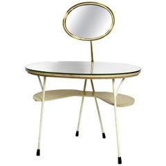 Mid-Century Modern Make Up Mirror Dressing Table from the Vereinigte Werkstätten