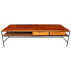 Mid-Century Modern Maple Coffee Table by Paul McCobb for Planner