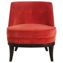 Mid-Century Modern Marilyn Armchair