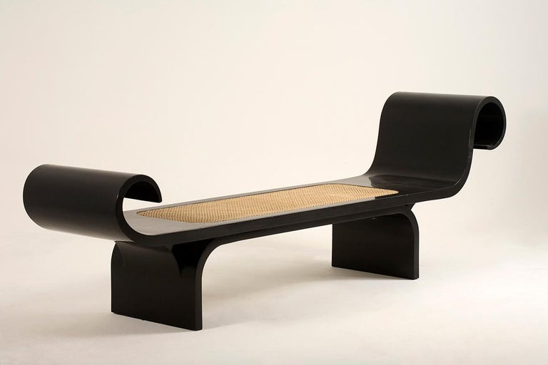 Mid-Century Modern Marquesa by Oscar and Anna Maria Niemeyer, Brazil, 1970s In Good Condition For Sale In Miami, FL