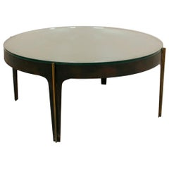 Mid-Century Modern Max Ingrand and Fontana Arte Model 1774 Italian Table