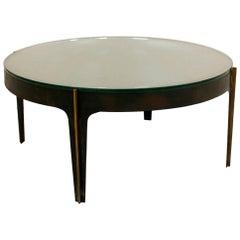 Mid-Century Modern Max Ingrand and Fontana Arte Model 1774 Italian Table