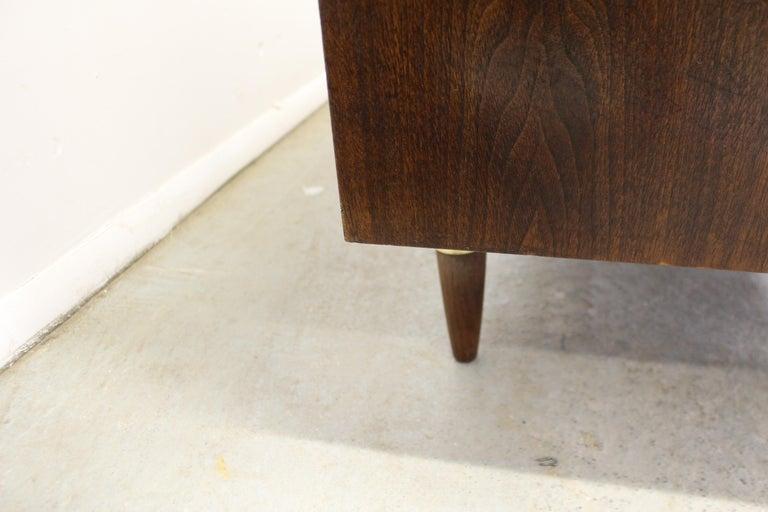 Mid-Century Modern Merton Gershun for American of Martinsville 'Dania' Credenza For Sale 5