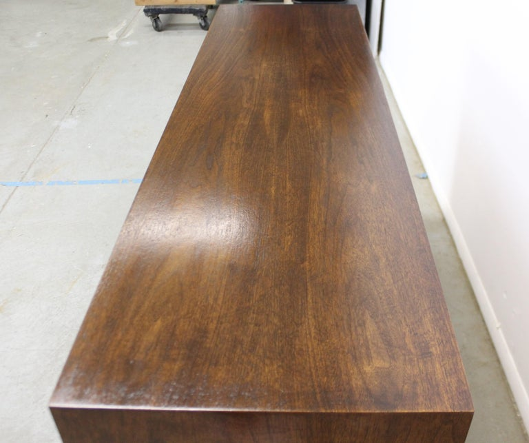 Mid-20th Century Mid-Century Modern Merton Gershun for American of Martinsville 'Dania' Credenza For Sale