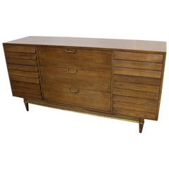 Mid-Century Modern Merton Gershun for American of Martinsville 'Dania' Credenza