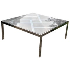 Mid-Century Modern Design Insitute DIA Cocktail Coffee Table